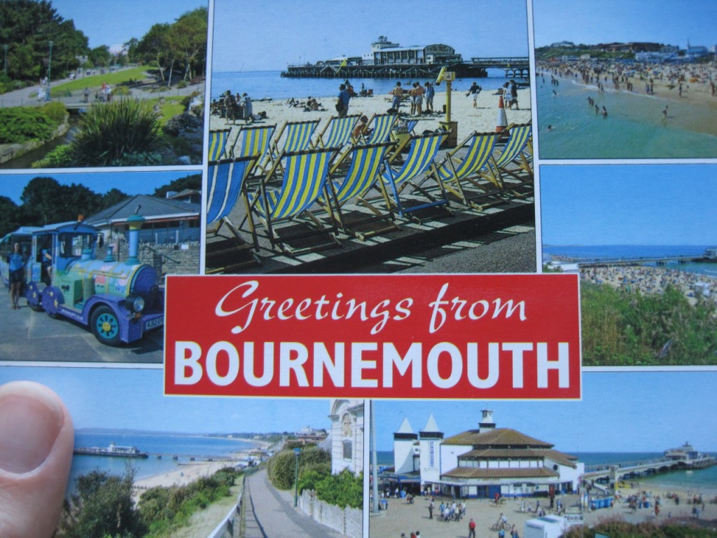 Greetings from Bournemouth